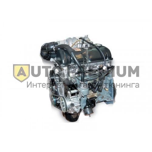 Двигатель ВАЗ 21214-1000260 в сборе Нива 4х4